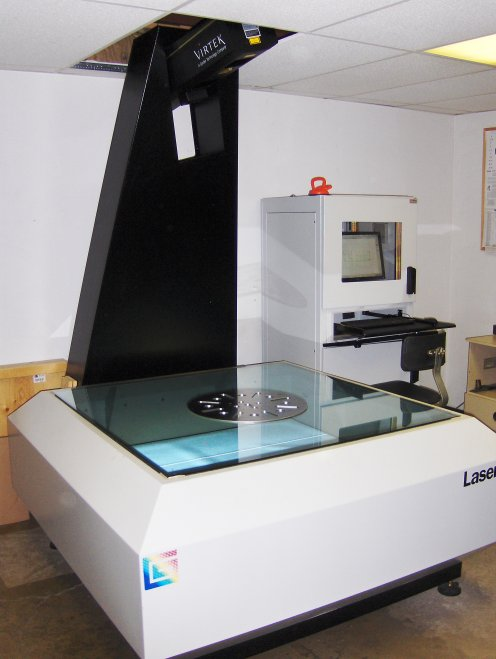 Laser Cordinate Measureing Machine